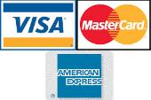 Taxi Boadilla acepta American Express, Visa, MasterCard